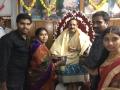 Felicitating Sathguru Dr.Umar Alisha  in Karthika Masam Tour - Kapavaram, West Godavari District, AP