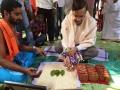 Sathguru Dr.Umar Alisha  in Sanku sthapana  pooja for Vakadaripeta ashram in Karthika Masam Tour - Vakadaripeta, East Godavari, AP