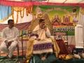Sathguru Dr.Umar Alisha and Sri Yanamala krishnudu  in  Karthika Masam Tour - Vakadaripeta, East Godavari, AP