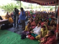 Disciple attended in  Karthika Masam Tour - RamarajuKandrika,Chitoor District,AP
