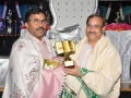 Memento to Mr. S.Satyanarayana Joint Collecter E.G.Dt AP