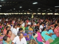 Disciples attended on 2nd day Sabha afternoon