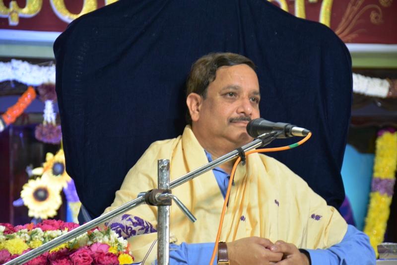 Speech delivered by Sathguru Dr. Umar Alisha feb-10-2017