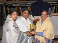 Memento to Mr. Y.D Rama rao Chairman Redcross Kakinada.