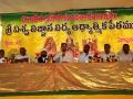 Speech delivered by Sri Sathguru Dr.Umar Alisha