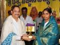 Memento to Brhamha kumari Miss Madhavilatha