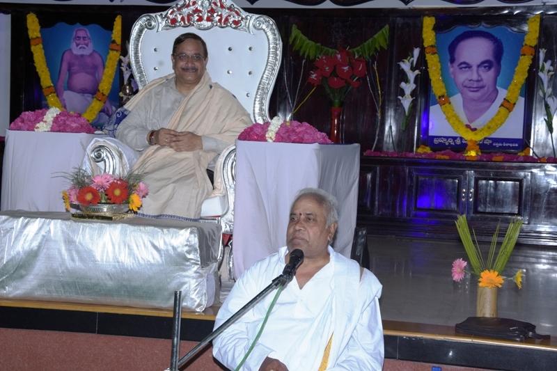 Panchanga Sravanam by Dr. Rani Shubhyya Dikshuthulu