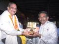 Memento to Mr.M.Ram Mohan Municipal commissioner Pithapuram