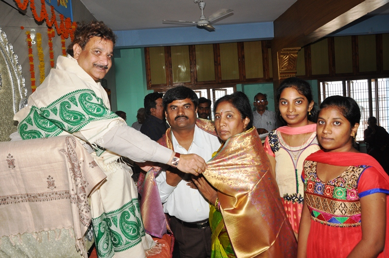 Memento to Mr Nataraj venkatalaxmi Hyderabad