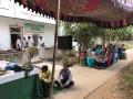 Disciples attended at Kontheru Sabha in Vysakhamasam 2017 tour