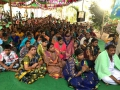 Disciples attended at Kandavalli  Sabha in Vysakhamasam 2017 tour