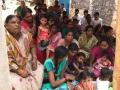 Disciples attended at Palamuru Sabha in Vysakhamasam 2017 tour
