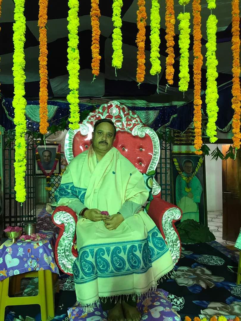 Sathguru Dr.Umar Alisha at Athili  Sabha in Vysakhamasam 2017 tour