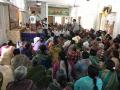 Disciples attended at Relangi  Sabha in Vysakhamasam 2017 tour