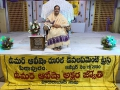 Sathguru Dr.Umar Alisha at Hyderabad Sabha in Vysakhamasam 2017 tour