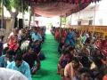 Disciples attended at Madduru  Sabha in Vysakhamasam 2017 tour