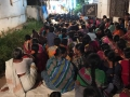 Disciples attended at Katakoteswaram  Sabha in Vysakhamasam 2017 tour