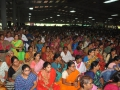 Disciples attended on the occasion of Guru Pournami Sabha 2017