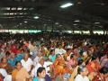 Disciples listening to Sathguru speech