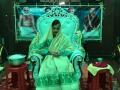 Sathguru Dr.Umar Alisha at Ravulapalem in Karthikamasa tour day1