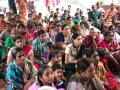Dhuvva  - Disciples attended Karthikamasa tour day1