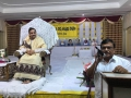 Speech by VVS RAMA AVATHARAM Garu (Rtd.Income Tax Officer)  garu at Hyderabad in Karthikamasa tour Day3