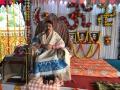 Sathguru Dr.Umar Alisha at Penakarametta in Karthikamasa tour Day6
