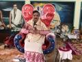 Sathguru Dr.Umar Alisha at Undrajavaram in Karthikamasa tour Day6