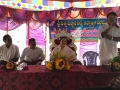 Speech by local MPTC Munuswamy Reddy  at Kotha Thungapadu in Karthikamasa tour Day7