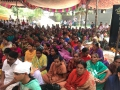 A.P.Mallavaram  - Disciples attended Karthikamasam tour Day8