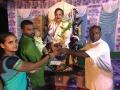 Distribution of plants Bavajipeta  in Karthikamasam tour Day 11
