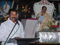 Speech deliverd  by D.Krishnam Raju Raja Mahendravaram