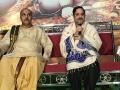 Sri Garimella Venkata Ramana, peethadhi pathi of Sri Bala Thripura Sundhari and Sathguru Dr.Umar Alisha at Veerampalem
