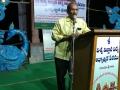 Speech by Sri Viswa Viznana Vidhya Aadhyatmkia Peetham member Sri. Peruri Suri Babu