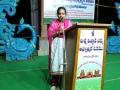 Speech by Sri Viswa Viznana Vidhya Aadhyatmkia Peetham member