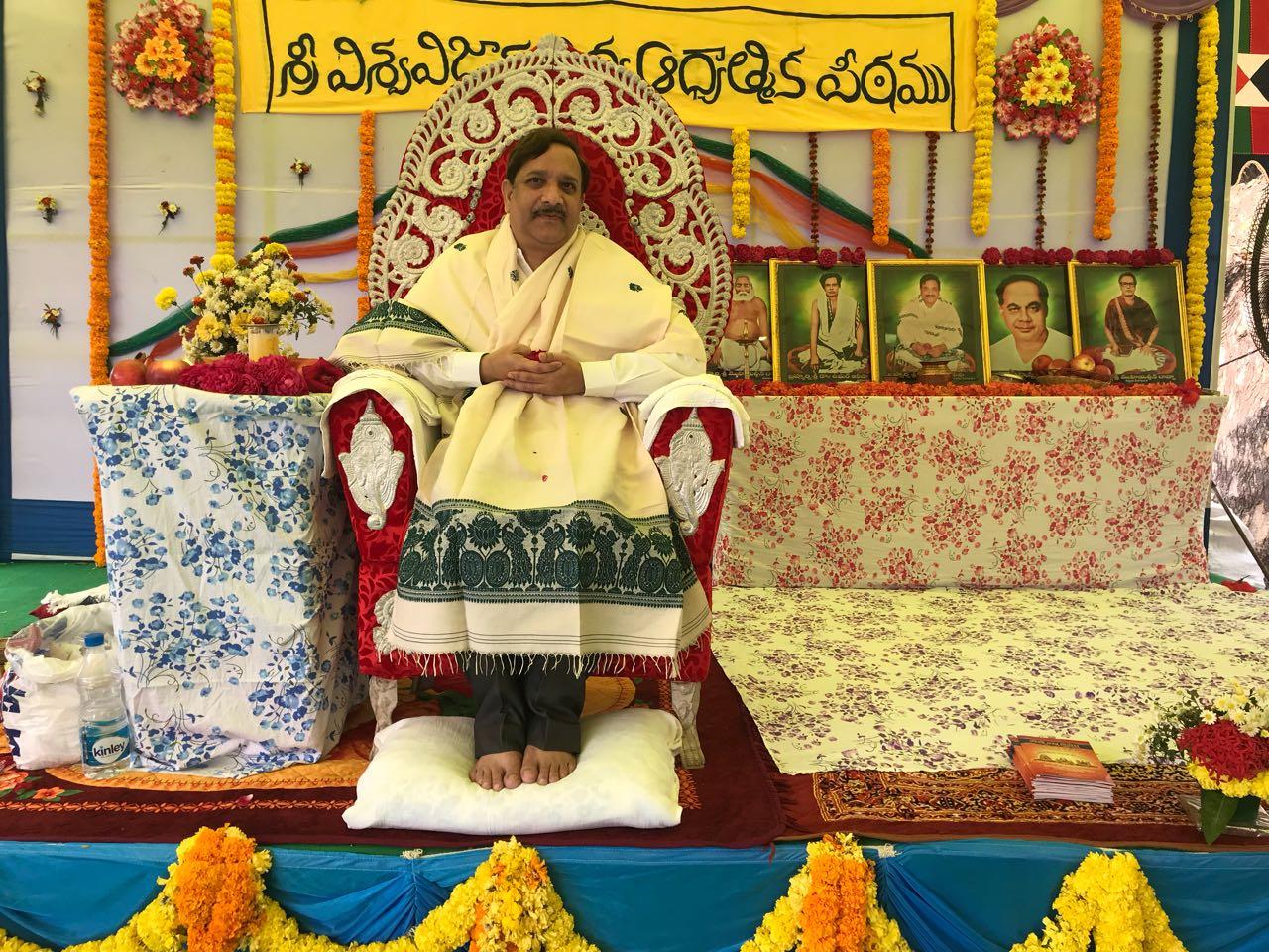 Sathguru Dr.Umar Alisha  - Sabha at Laxmipuram Village,Thallada mandal,Telangana state, Khammam District