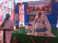 Visaka Samachaar MD Veerabadhram garu at Bheemili Ashram, 16th Anniversary Sabha