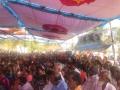 Disciples attended at Bheemili Ashram, 16th Anniversary Sabha