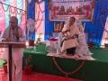 Guest Sri MVVS Murthy garu, MLC (VSK) at Bheemili Ashram, 16th Anniversary Sabha