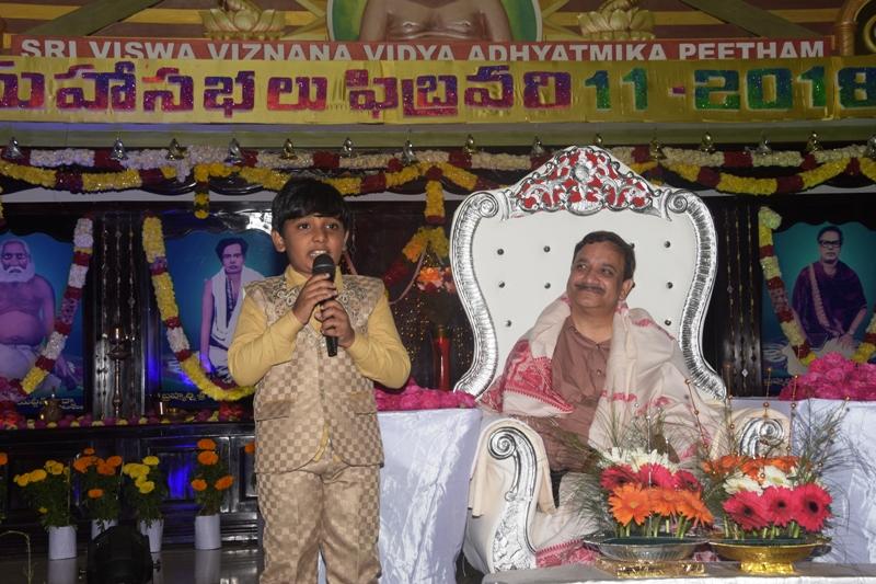 Speech by Sayan, Rjy