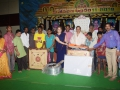 Presenting Playing kits to Uma Mano Vikasa Kendram by Sadguru