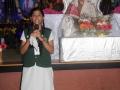 Speech by K. Uma Maheshwari, Pithapuram (Umar Alisha Public School Student)