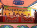 Speech delevered by  Dr.Merapala Narayana Rao representative of Buddah religion