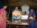 Distribution of Sewing Machine to poor women