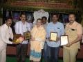 Memento to Rotary blood bank  members kakinada