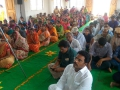 Disciples attended at Eluru  on the occasion of Vysakhamasam