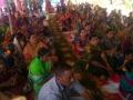 Disciples attended at Jagannadhapuram ( Thadepalligudem Mandalam)  on the occasion of Vysakhamasam