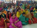 Disciples attended at Thadepalligudem Ashram  on the occasion of Vysakhamasam