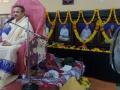 Sathguru Dr.Umar Alisha at Thadepalligudem Ashram  on the occasion of Vysakhamasam
