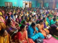 Disciples attended at Rajahmundry Ashram  on the occasion of Vysakhamasam